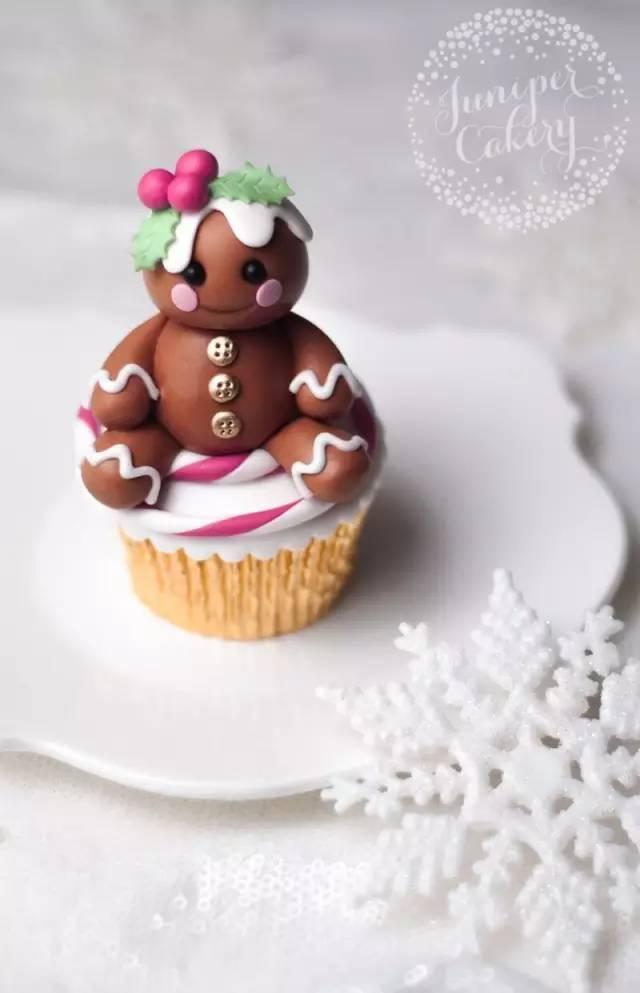 怎样制作漂亮的小鹿纸杯蛋糕,赶紧收藏吧,不用谢!