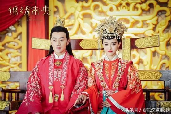赵丽颖至今没有男朋友 唐嫣罗晋的婚期却越来越近图片