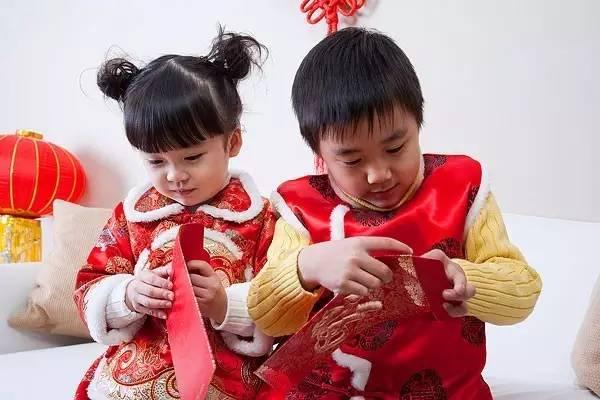 春节孩子必知的礼节标准!爸妈必定要教