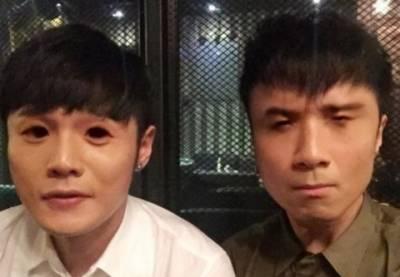 林宥嘉:李荣浩你眼睛长那么小是故意的吗?