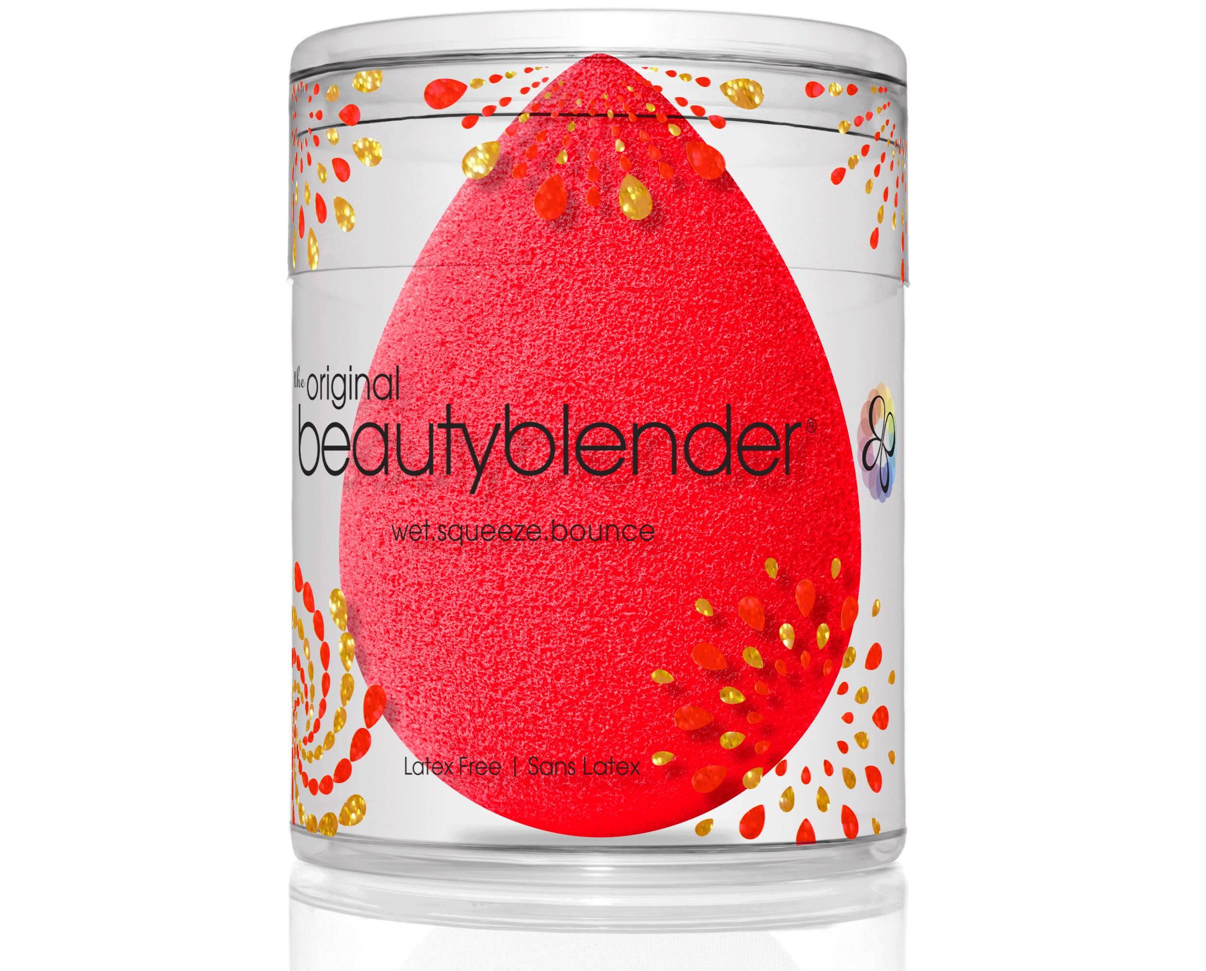 Sephora 丝芙兰美妆蛋庆典红化妆海绵-正是热闹喜庆时,美妆也要有图片