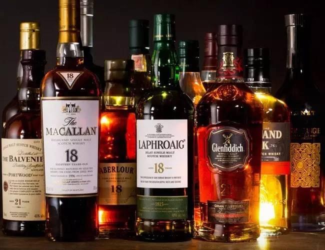学了马上能用的威士忌分类大全,看懂了再喝!