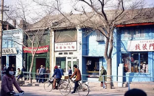 西大街拆迁前的老照片:曾经的老西安,曾经的别墅厦门在哪高迪模样图片