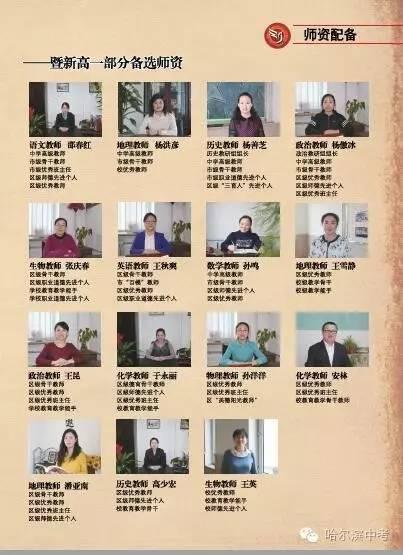 哈市2015、2016年高中高中重点录取分数线及广州育才v高中省市图片