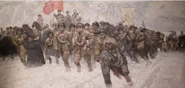 进军西藏 陈丹青黄素宁合作