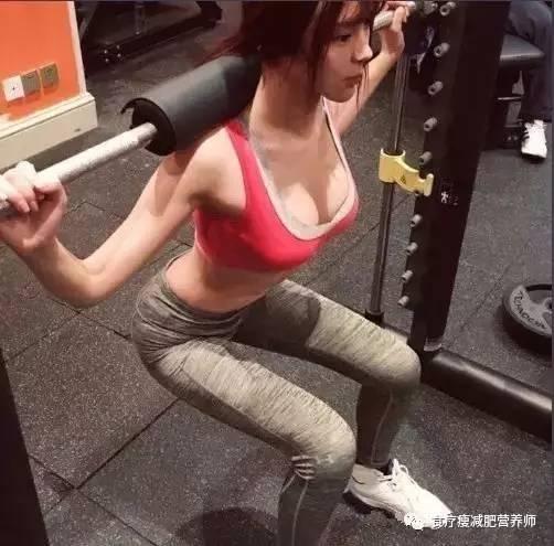 超模25减肥视频全身燃脂图片