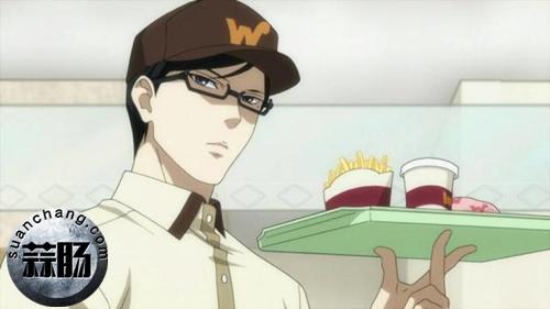 死神小学生上榜 戴眼镜最酷的动漫角色你选哪位