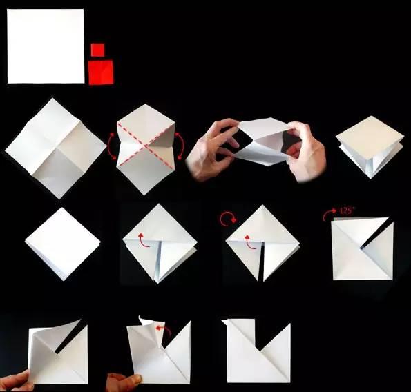 寒假亲子时间 充满童趣的折纸手工玩起来