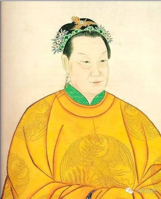 朱元璋妻妾成群,大脚皇后马秀英为何红旗不倒