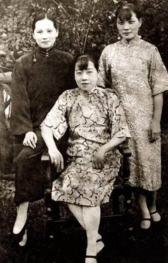 民国最牛岳父,如何培养宋氏三姐妹?图片