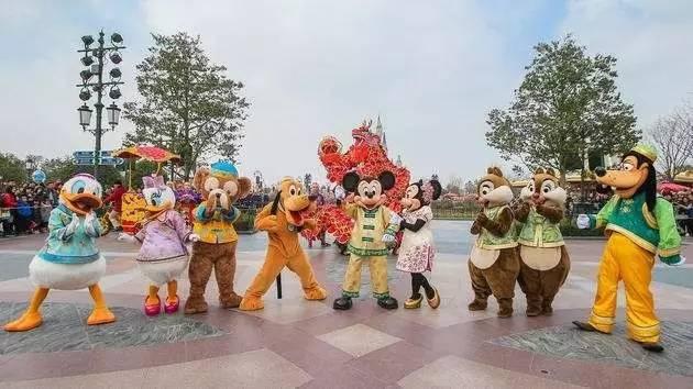 【注意】上海迪士尼今日门票已售罄,现场将停售明后天门票