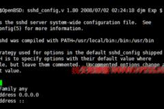 如何修改Cent OS默认SSH端口