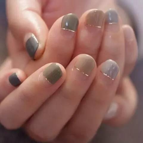 想要美到指甲尖 就靠这些风靡INS的新年开运美甲
