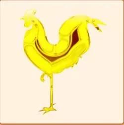 最最有趣的鸡年看图猜成语,有点难,你试试?
