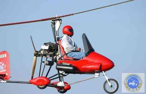 diy旋翼机知识:制作拉力线=旋翼轴心线?图片