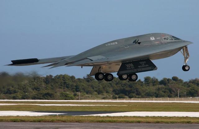 俄专家眼中世界排名前六的轰炸机