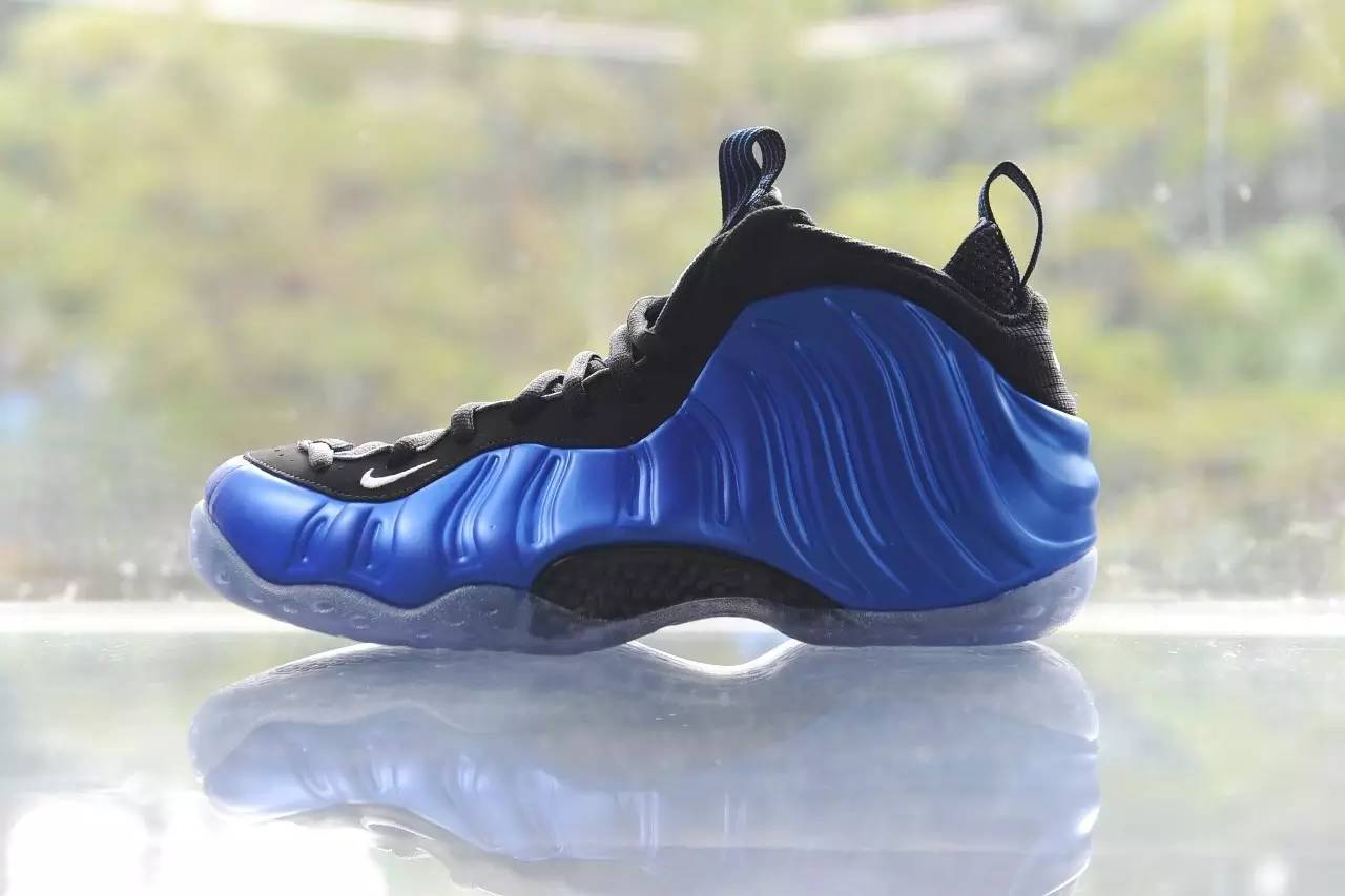 "# SOAR 限量发售 # Nike Air Foamposite One XX ""Royal"""