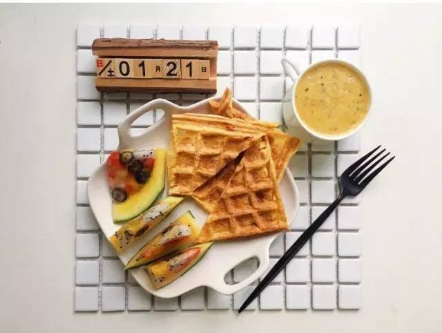 五分钟快手早餐食谱|用高颜值早餐唤醒上班第一天