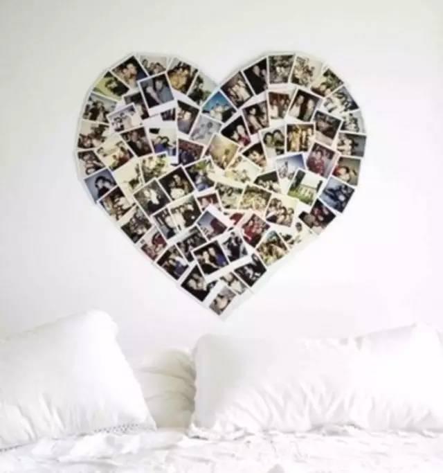 旅行居家    照片墙的设计和摆放,把旅行中的风