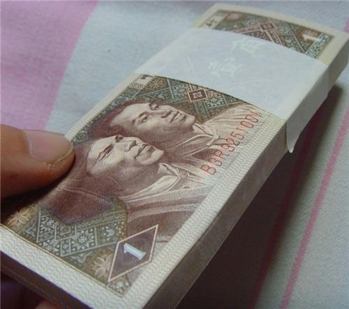 1980版1角纸币价钱为何不会大涨?