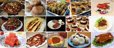 吃货的终极福利—100个城市代表美食有没有你的菜