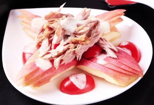 立春春饼卷合菜已通过时今天卷沙拉既应时宜又好吃