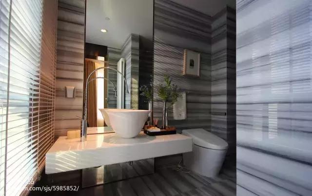 用浪漫的心思 将卫浴武装到底!