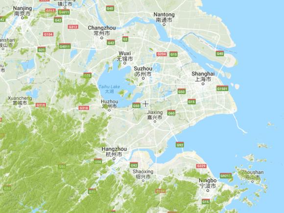各省森林覆盖率,山东1%、江苏2%