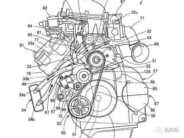 HODNA新车可能配备机械增压