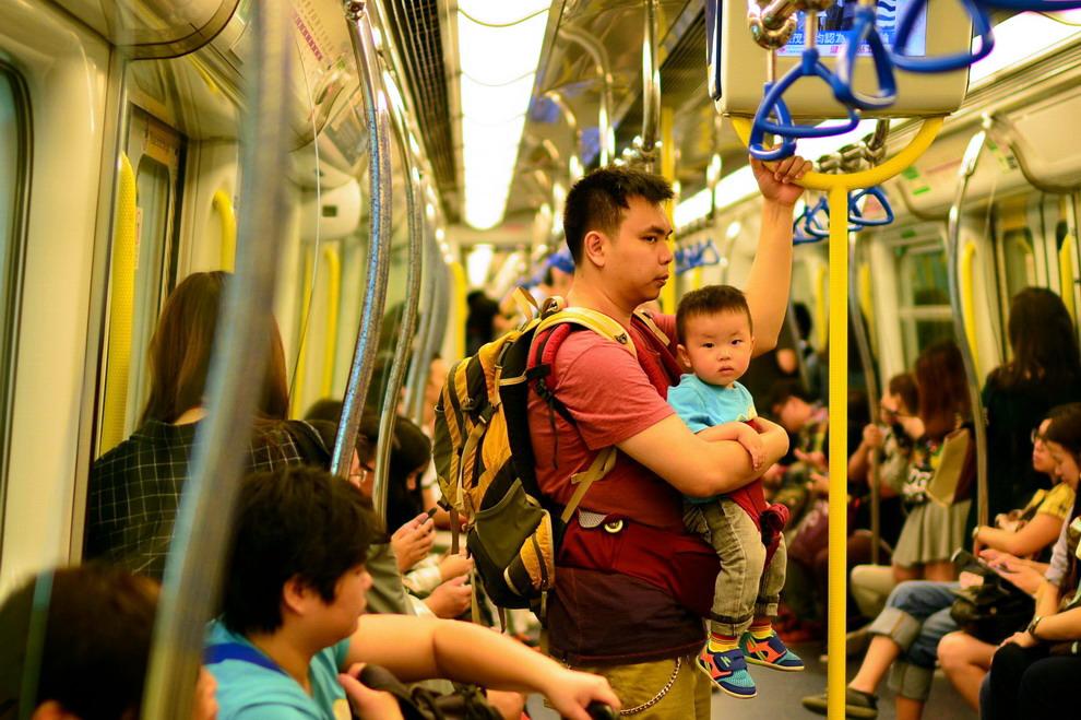 香港天水围:在繁华与落寞之间穿行 - TIM生命过客 - TIM生命过客的博客
