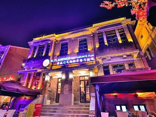 夜·天津:走过美丽地标,我开始接受你的洋气