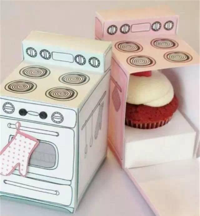 烘焙圈子:烘焙包装设计之美,颜值也能够当饭吃!