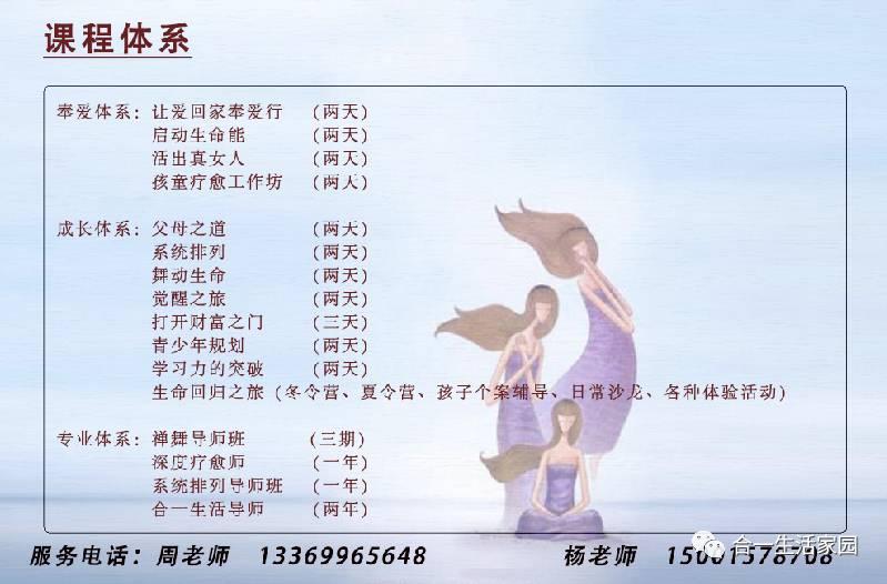 《生命回归之旅》第8期冬令营(第4天)