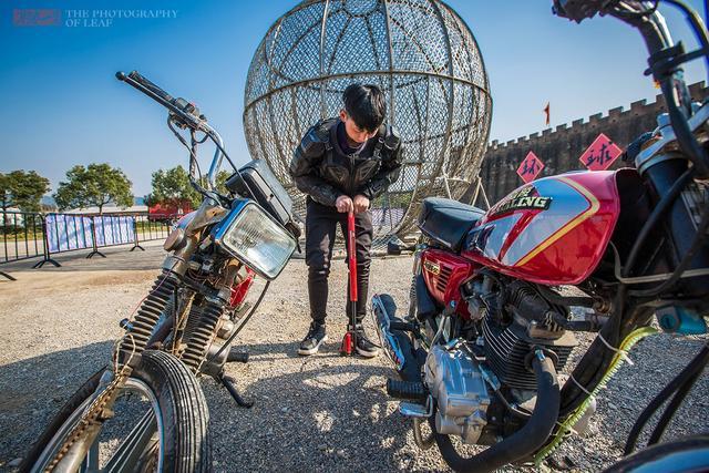 他们用三千块的国产摩托,骑出了中国环球飞车的世界梦 - 寒残一叶 - 寒残一叶的博客