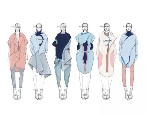 开课啦 | 手绘服装效果图学起来!