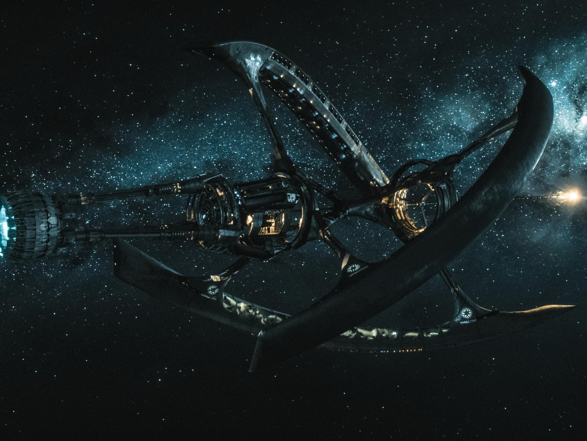 好莱坞科幻大片推荐_好莱坞最新科幻大片,视觉华丽的太空冒险