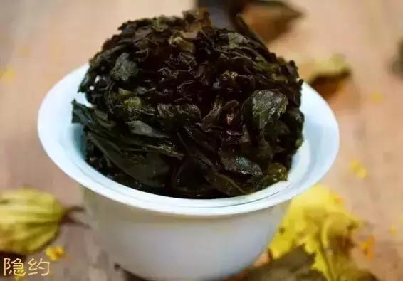 肉桂武夷岩茶图片