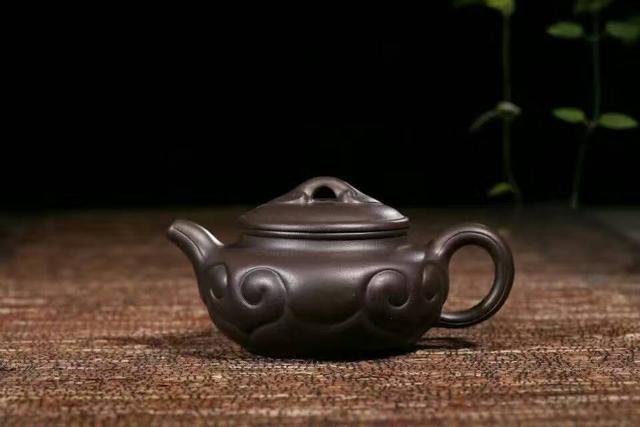 爱茶,也爱紫砂