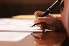 硬笔书法28种基本笔画图解