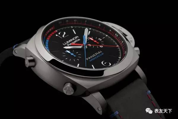 沛纳海推出五款美洲杯帆船赛限量特别版腕表