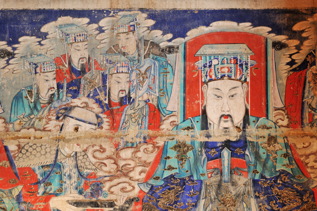 河北蔚县遍地绝世国宝,被一群低保户守护几百年