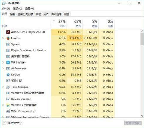 5种方法彻底解决老电脑装Win10 CPU使用率过高问题