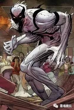 漫威蜘蛛侠 反毒液 血清 Anti Venom 雕像 26寸