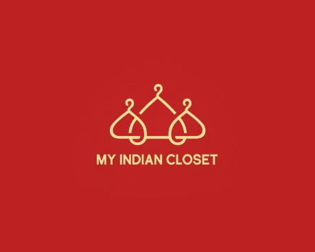 21个以衣架为主题的创意logo设计图片