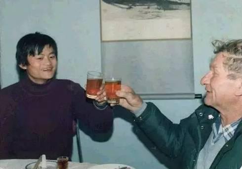 32年前他资助马云200元,如今马云报答他2000万 附珍贵老照片图片