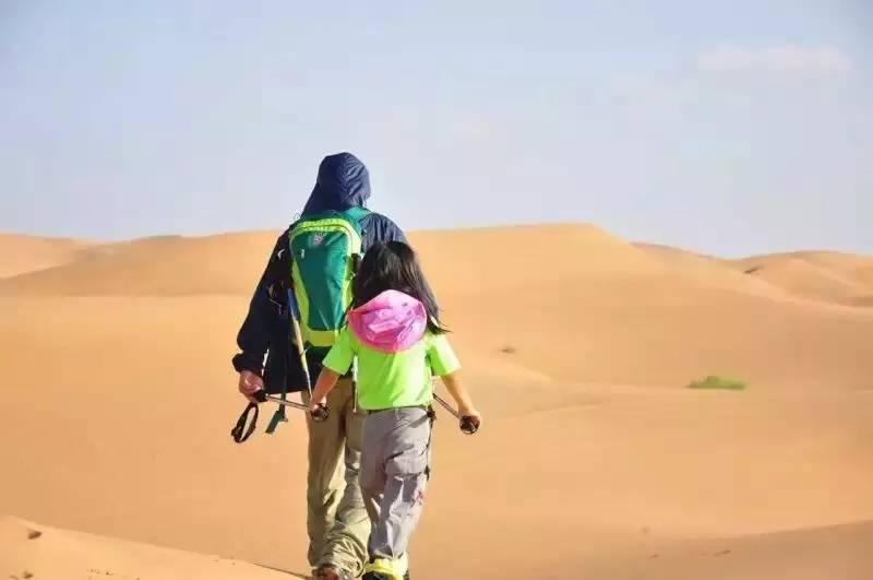 沙漠夏令营丨2017,不一样的成长和改变。