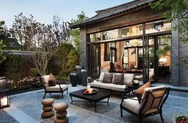 为什么新中式别墅再度兴起?图片