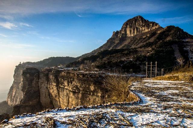 河南林州:《美景在心头》--2016摄影家的镜头记录图片