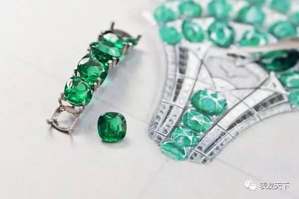 卡地亚全新顶级珠宝及复杂功能腕表