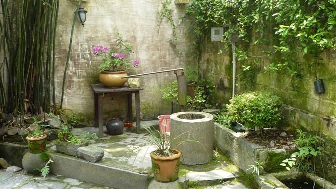 风水解读:庭院布局的四大忌讳图片